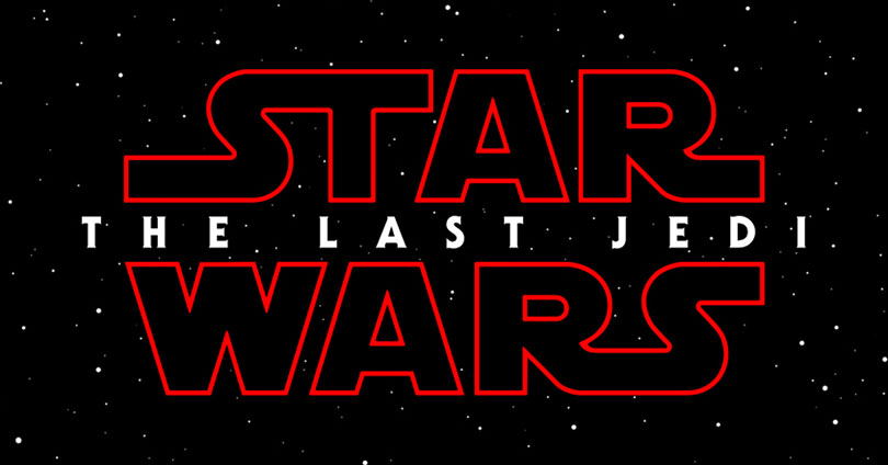 Star Wars: The Last Jedi - Logo/Title