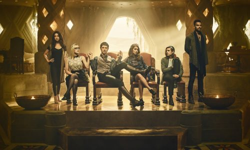 SyFy's The Magicians renewed for a third season