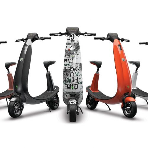 CES 2017: OjO scooter looks to make your trips short and sweet