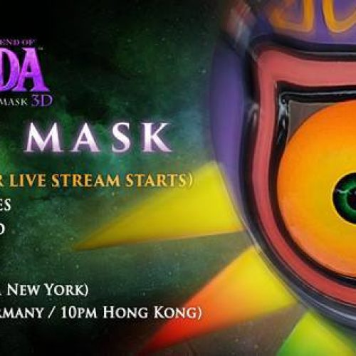 Life-sized Majora's Mask replica coming from First 4 Figures
