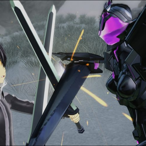 Worlds collide in Accel World vs. Sword Art Online arriving this Summer on PS4 and PS Vita