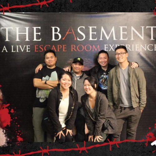 The Basement is the best escape room experience in LA and OC