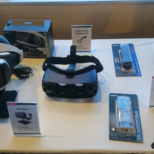 Nyko reveals new VR accessories for HTC Vive and PlayStation VR