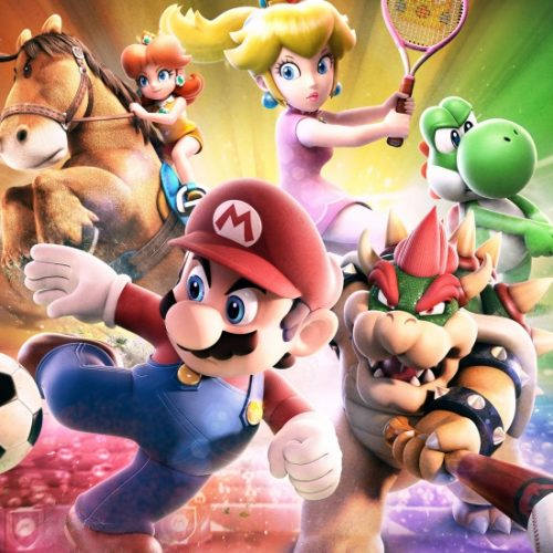 Mario Sports Superstars to break out of the gate this March