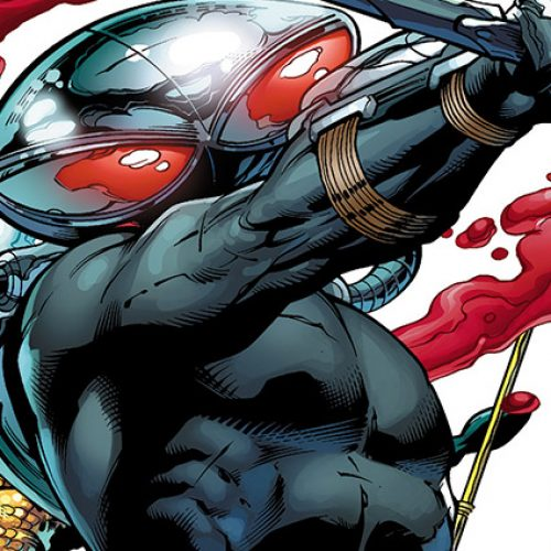 The Get Down's Yahya Abdul-Mateen II cast as Black Manta in 'Aquaman'