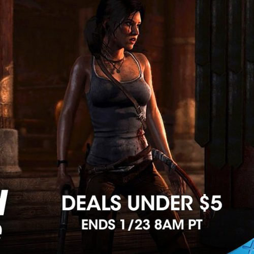 Lots of Playstation titles on sale this weekend for $5 and under on PS Store
