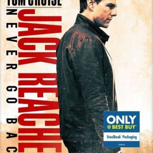 Giveaway – Jack Reacher: Never Go Back Best Buy Steelbook prize package