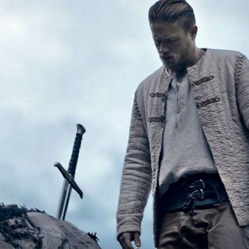 From nothing comes a TV spot for 'King Arthur: Legend of the Sword'