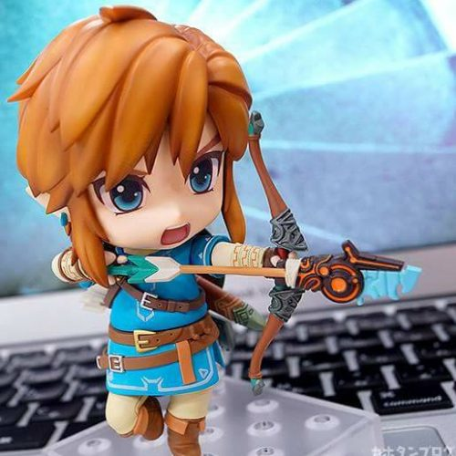 Good Smile reveals the Legend of Zelda: Breath of the Wild Link Nendroid