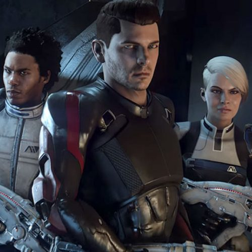 Watch the brand new 'Mass Effect: Andromeda' cinematic trailer