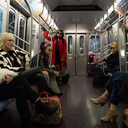 First look at the ladies of 'Ocean's 8'