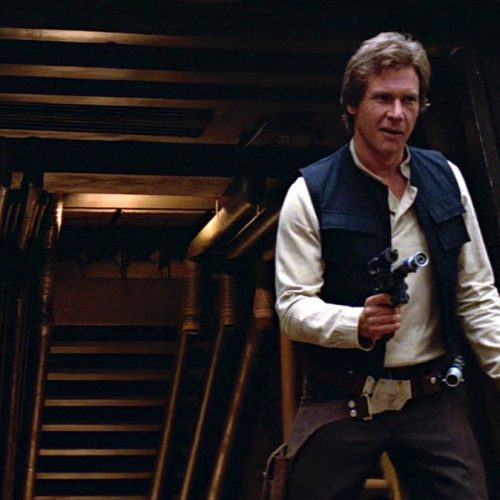 Han Solo movie begins production