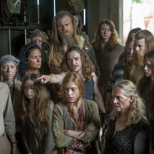 Outsiders 2×01 'And the Three Shall Save You' review