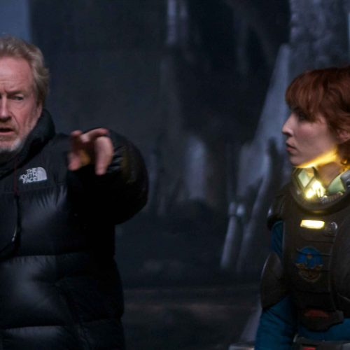 Ridley Scott explains why he won't direct a superhero film