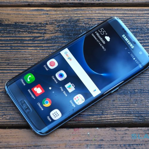 Samsung flagships finally get Nouget
