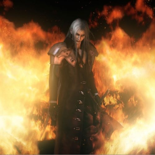Were there supposed to be more main character deaths in Final Fantasy VII?