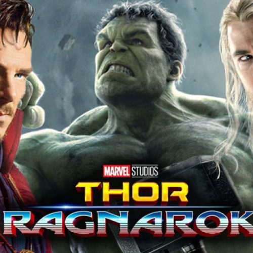 Disney confirms Doctor Strange in Thor: Ragnarok