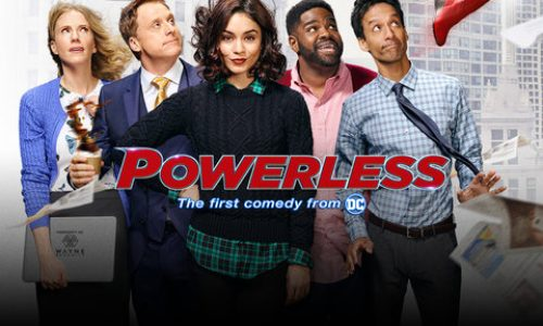 Powerless is a fresh take on the superhero world (pilot review)