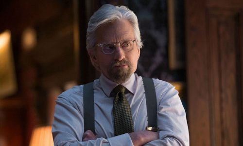 Michael Douglas officially reveals return in Ant-Man and The Wasp