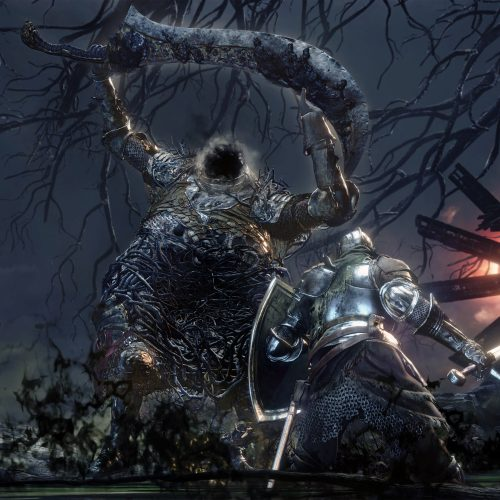 Embark on one last journey in Dark Souls III: The Ringed City