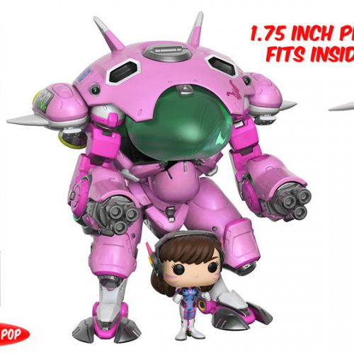 New Overwatch Pop! figures are coming