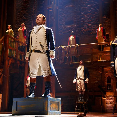 Hamilton heads to Segerstrom Center (Orange County) in 2018