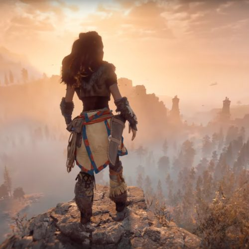 Horizon Zero Dawn gets a launch trailer