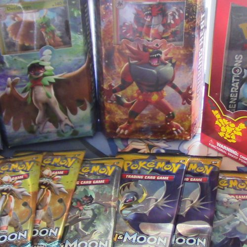 Pokémon Sun and Moon TCG opening and giveaway!