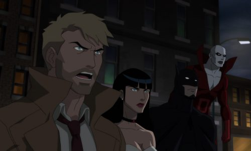 New Justice League Dark clip features Batman and Constantine