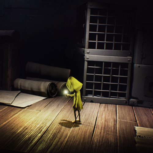 Challenge your childhood fears in Little Nightmares
