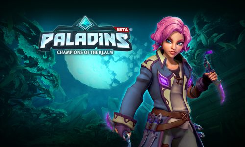 Paladins giveaway – Win Maeve, of Blades unlock key