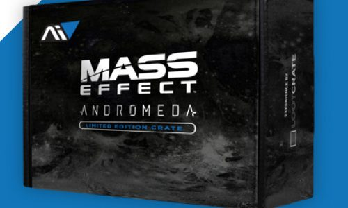 Mass Effect: Andromeda Loot Crate coming soon