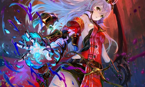 Nights of Azure (PC review)