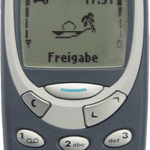 Nokia 3310, my mom's next phone