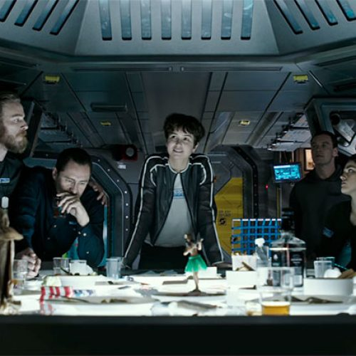 Get acquainted with the crew of the Covenant in this 'Alien: Covenant' prologue short