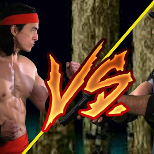 Liu Kang isn't prepared in this funny Mortal Kombat video