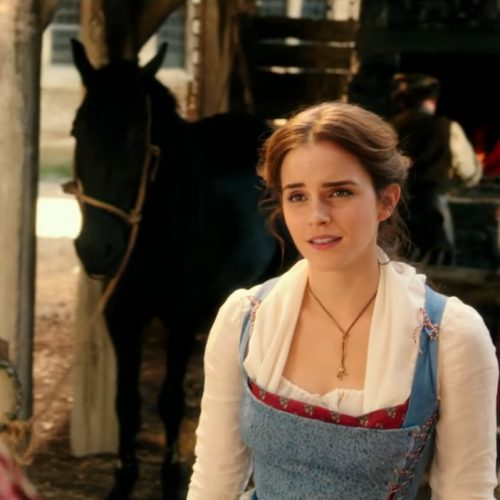 New Disney's Beauty and the Beast clip features 'Belle' song