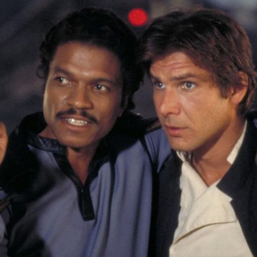 Billy Dee Williams discusses his meeting with new Lando Calrissian actor Donald Glover