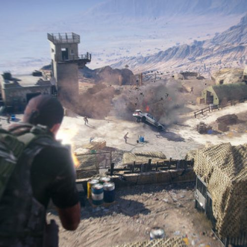 Ghost Recon Wildlands open beta now available
