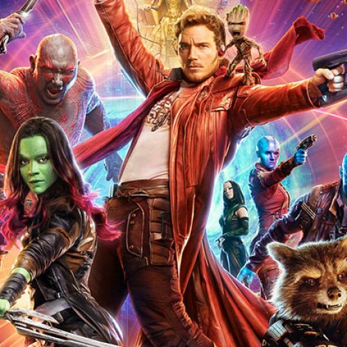 The galaxy isn't saving itself in the brand new 'Guardians of the Galaxy Vol. 2' trailer