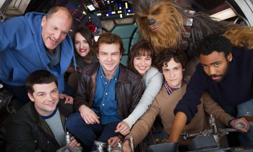 Lucasfilm apparently worried about Han Solo's Alden Ehrenreich