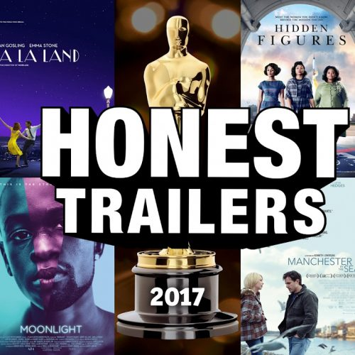 Honest Trailers does Oscars 2017
