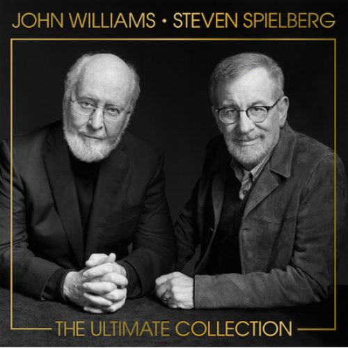 Steven Spielberg and John Williams to release movie score box set