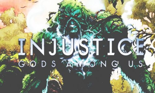 Injustice 2 showing Swamp Thing as a playable character is awesome!