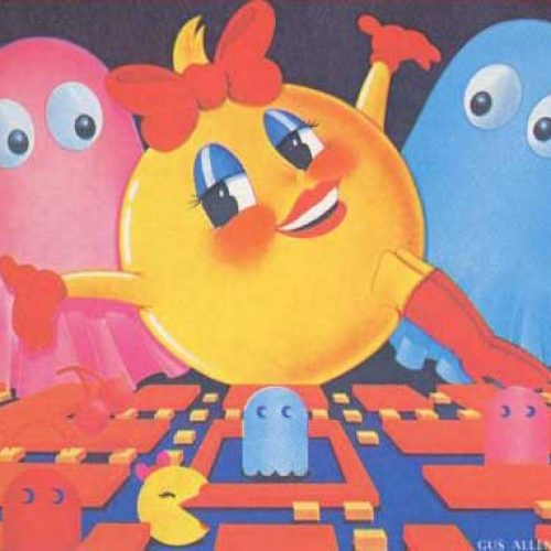 A look back at Ms. Pac-Man for Atari 2600