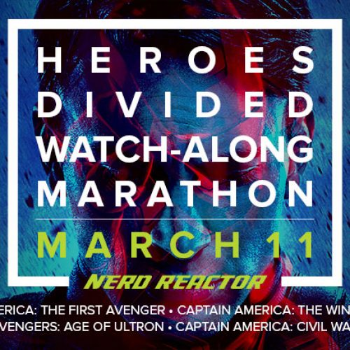 How to watch Nerd Reactor's Marvel Watch-Along Marathon