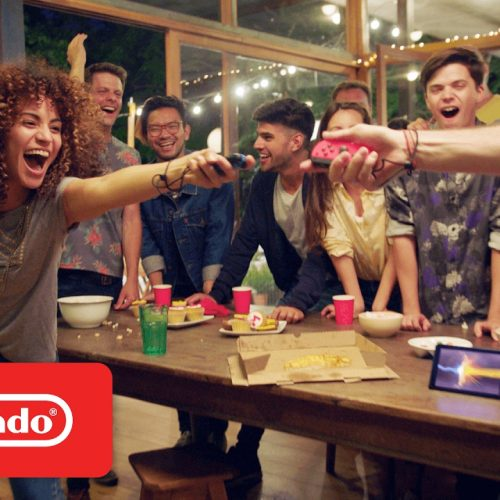 Nintendo unveils Switch commercial for Super Bowl LI