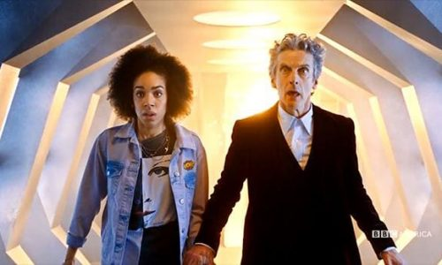 New trailer for upcoming season of Doctor Who looks fantastic!