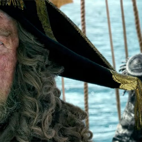 Super Bowl extended look released for 'Pirates of the Caribbean: Dead Men Tell No Tales'