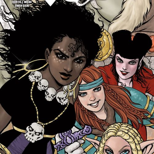 Image Comics supports Planned Parenthood with Women's History variants